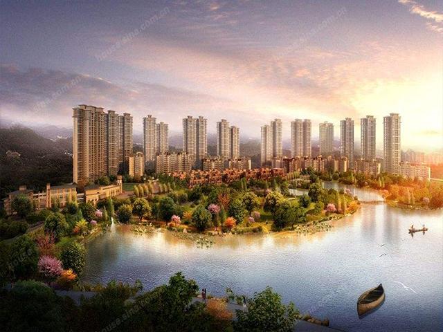贵州保利溪湖展示