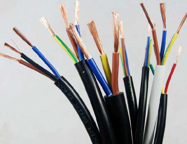 架空绝缘电缆